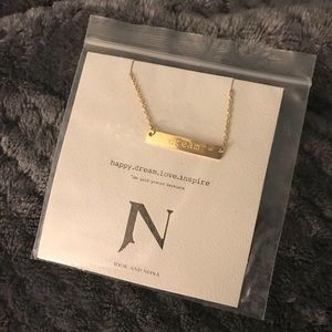 Jook and Nona Dream Necklace